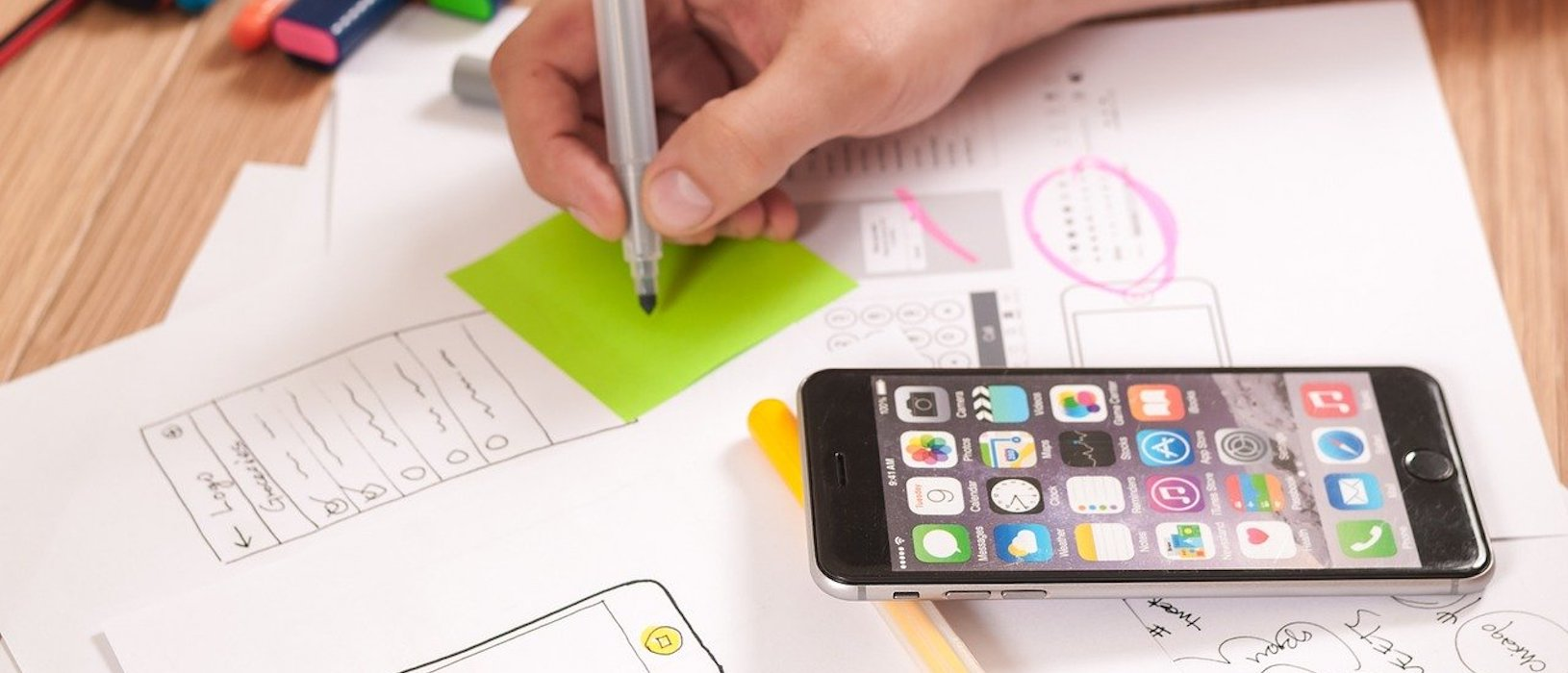 designing building mobile applications